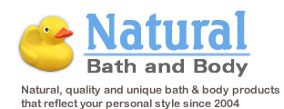 Natural Bath & Body Shop Logo